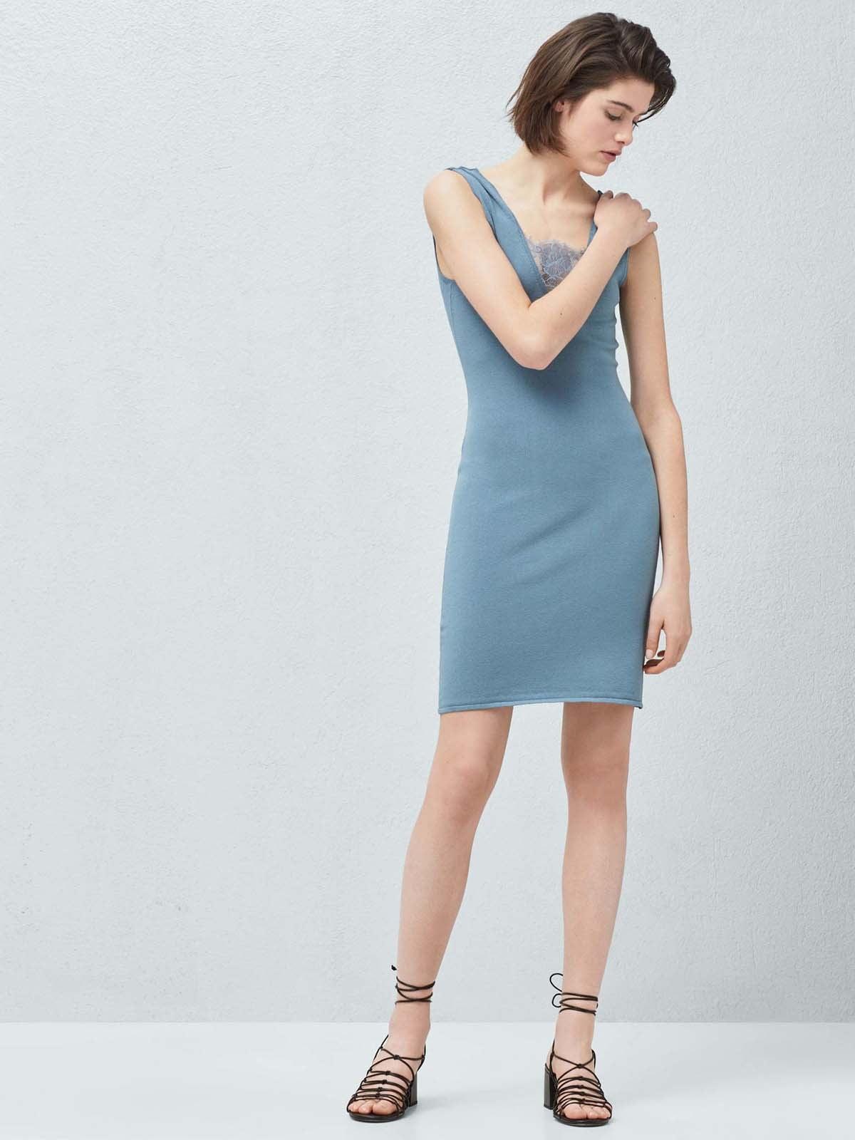 Сукня блакитне | 5669089