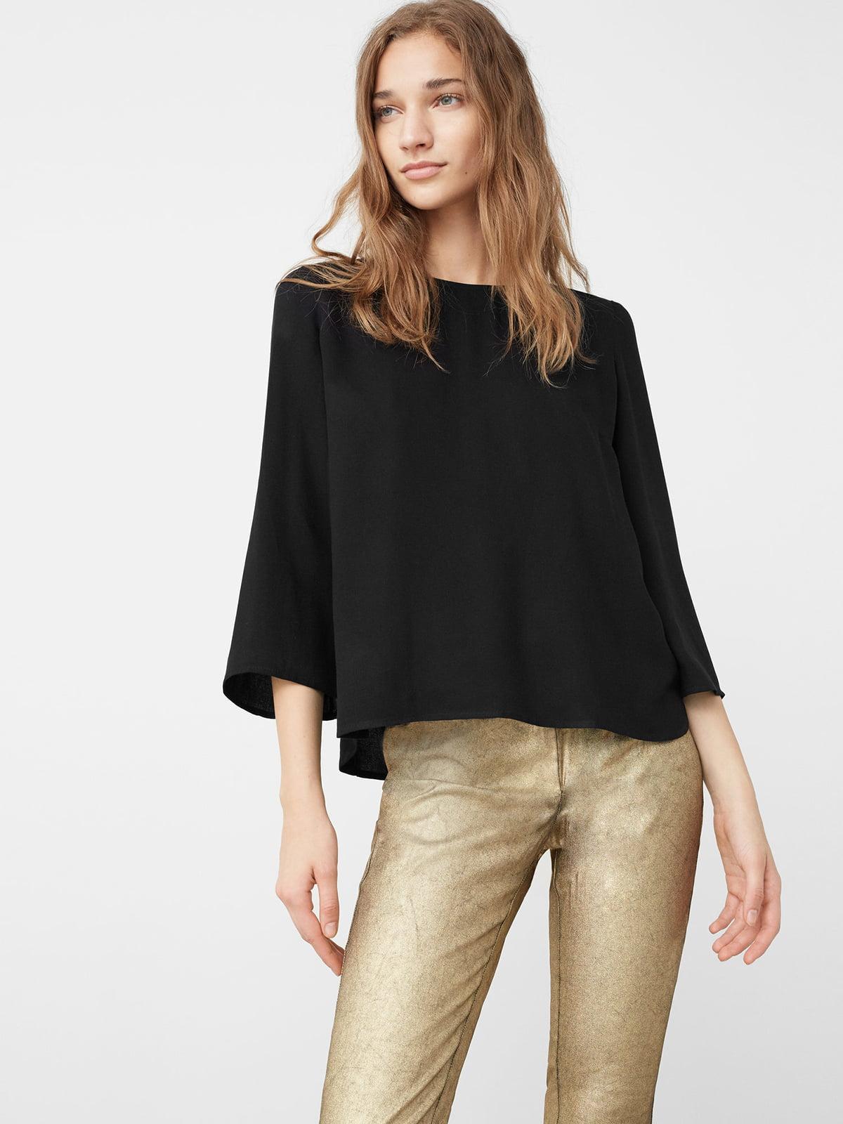 Чорна Блуза | 5669182