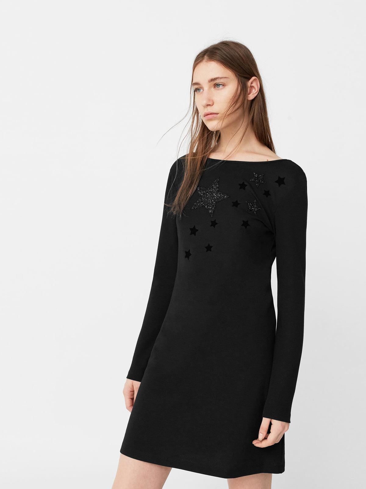 Плаття чорне | 5669183
