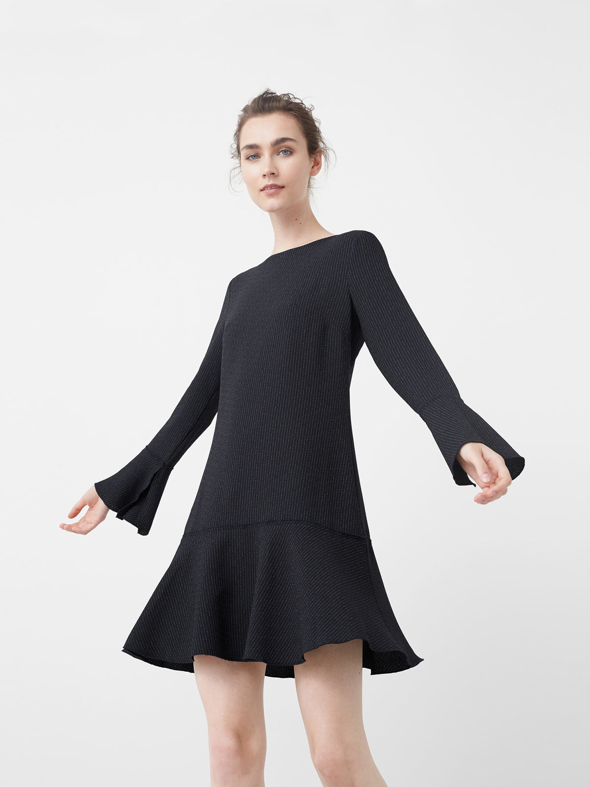 Сукня темно-синє | 5669209