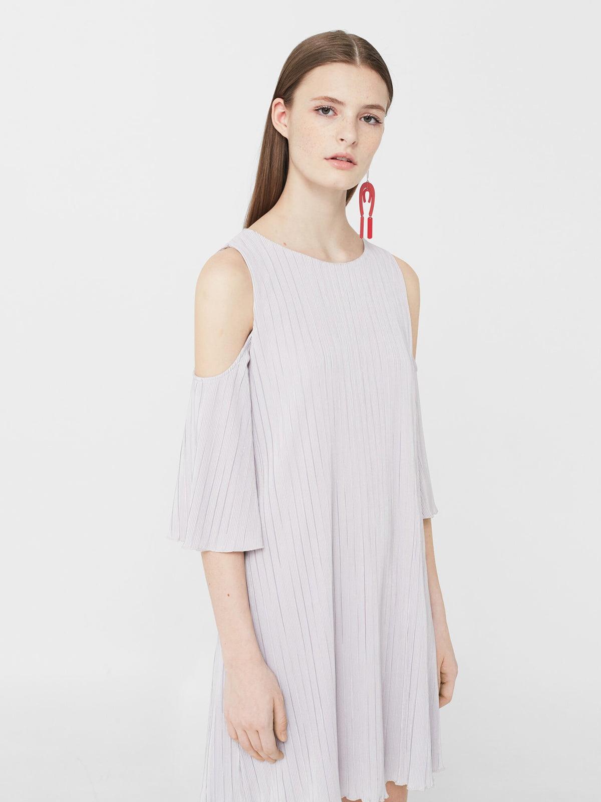Сукня світло-сіре | 5669285