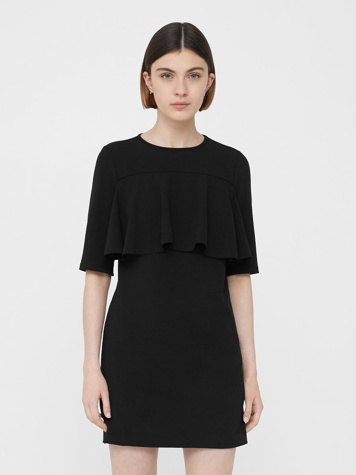 Платье черное | 5669356
