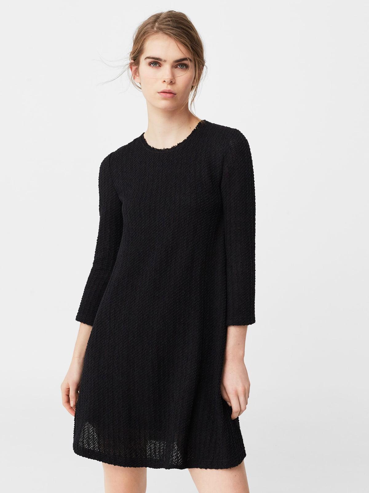 Платье черное | 5669385