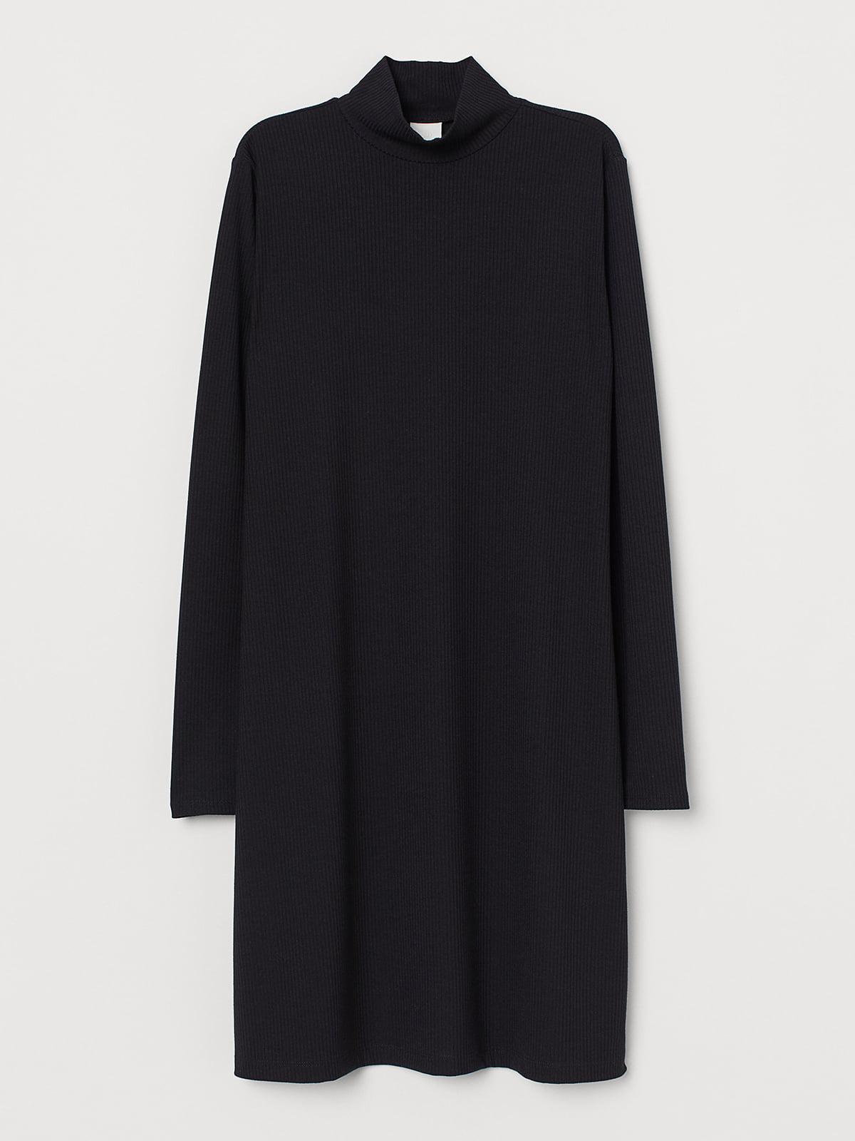 Платье черное   5552001