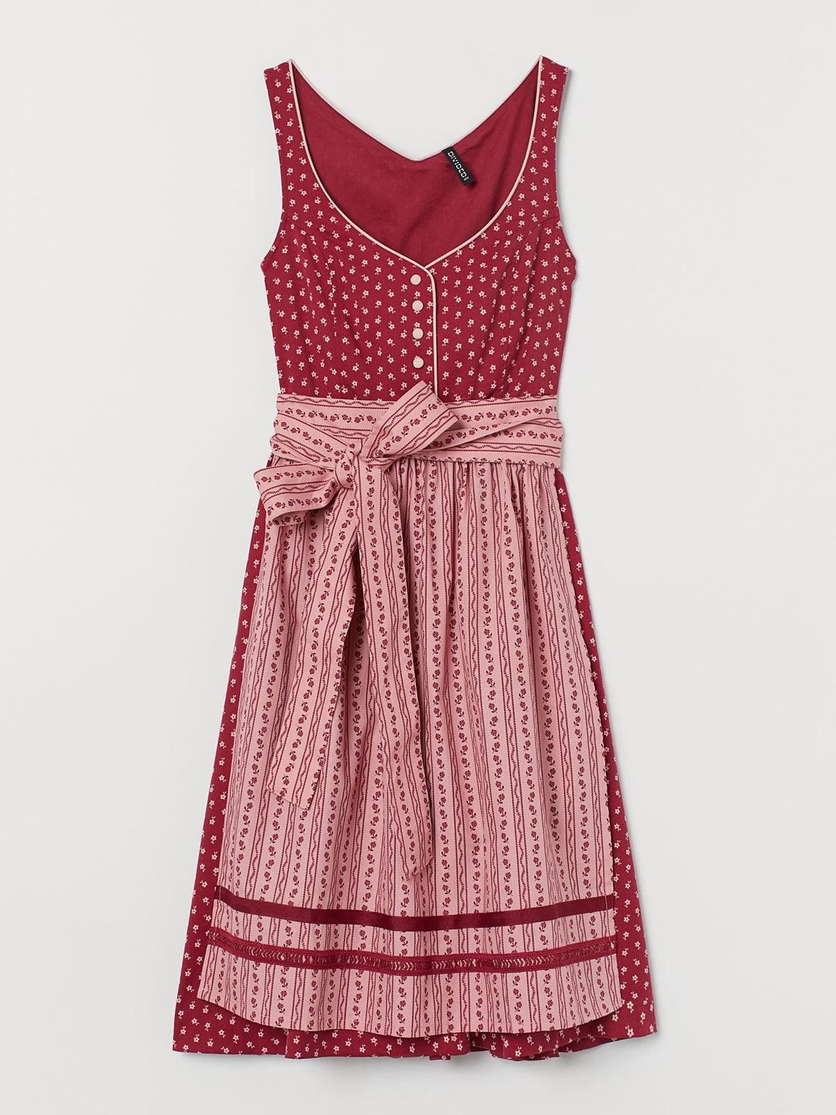 Платье карнавальное «Крестьянка» | 5680122