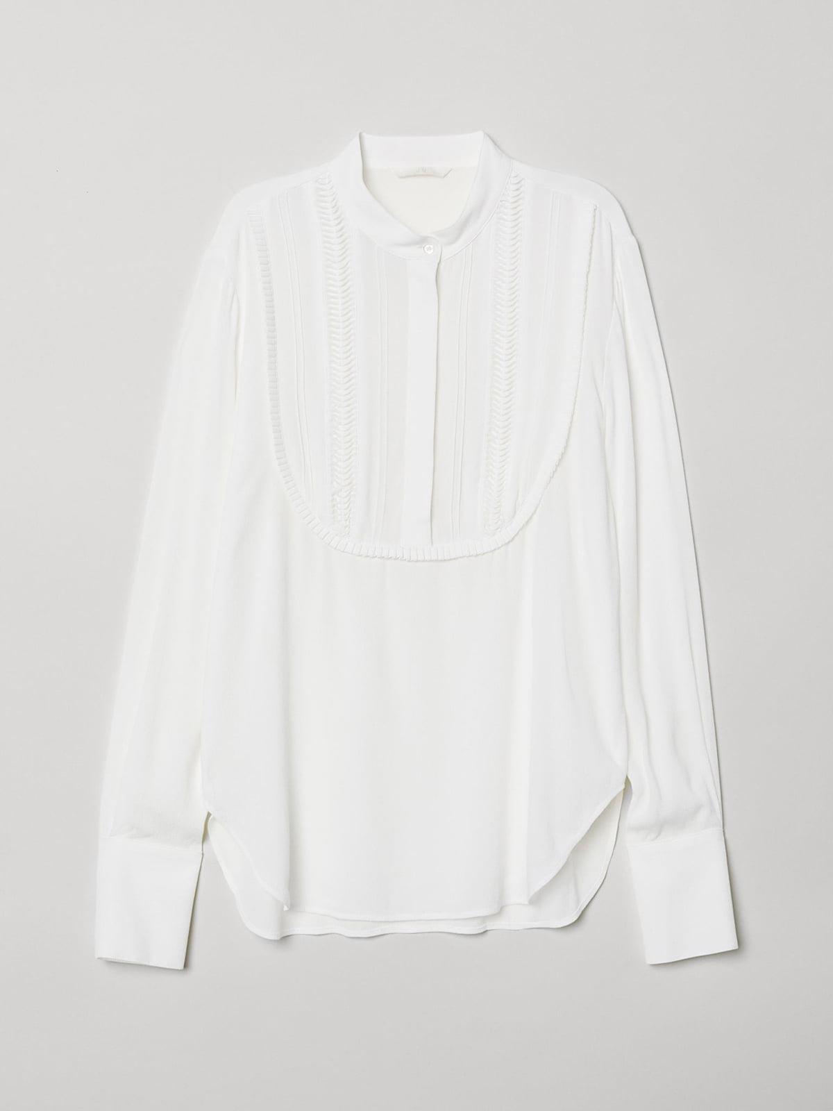 Блуза белая   5680143