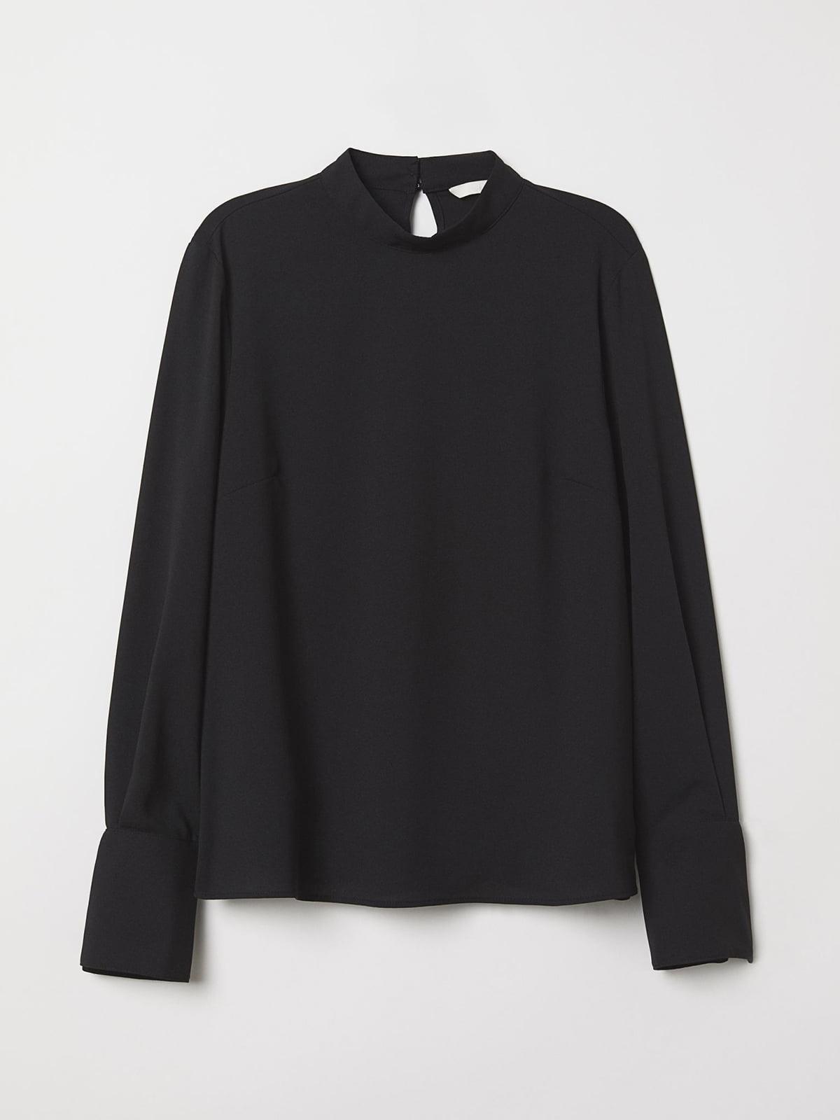 Блуза черная | 5680174
