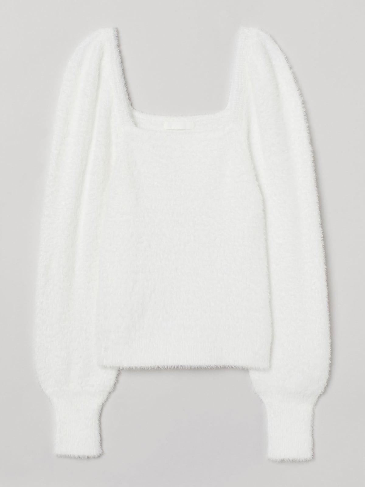 Джемпер белый   5680197