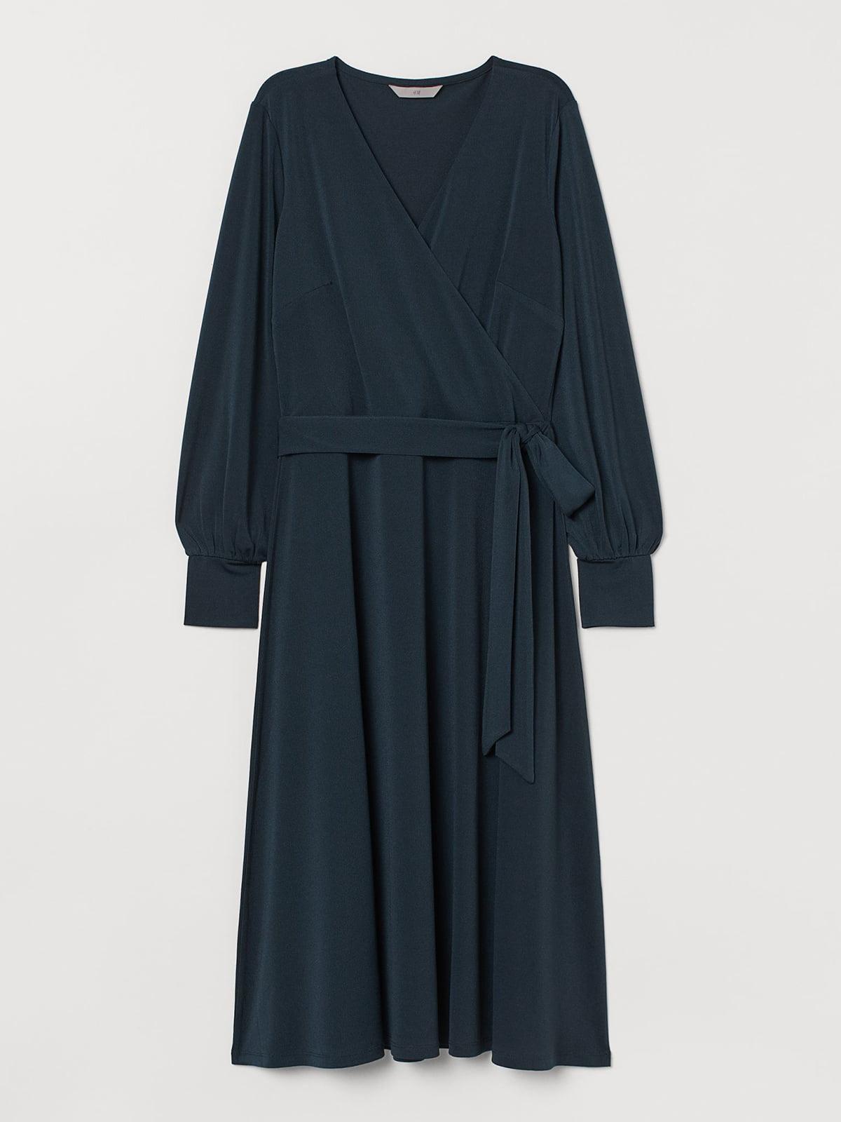Платье темно-бирюзовое | 5680210