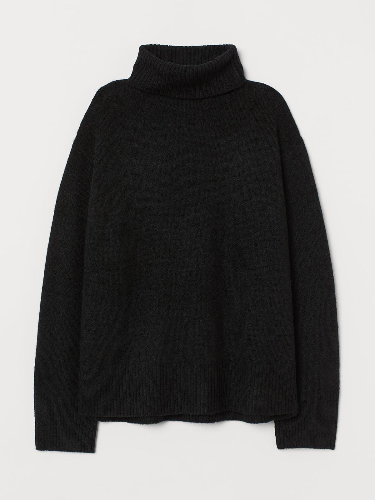 Свитер черный | 5680254