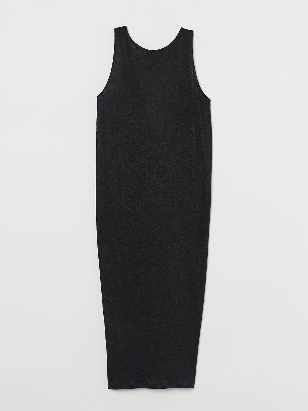 Платье черное | 5680256