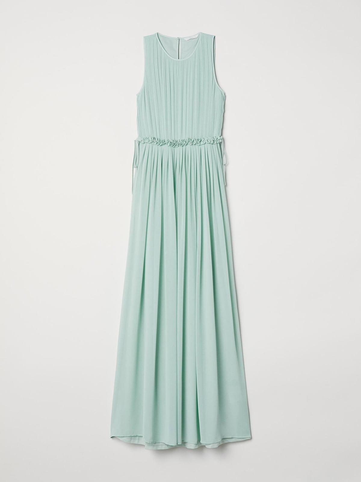 Платье мятного цвета | 5680448