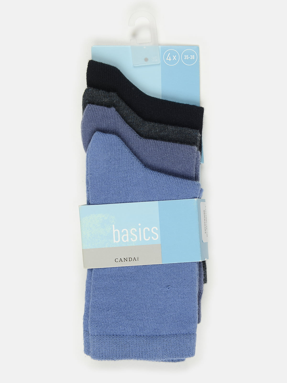 Набор носков (4 пары) | 5680528