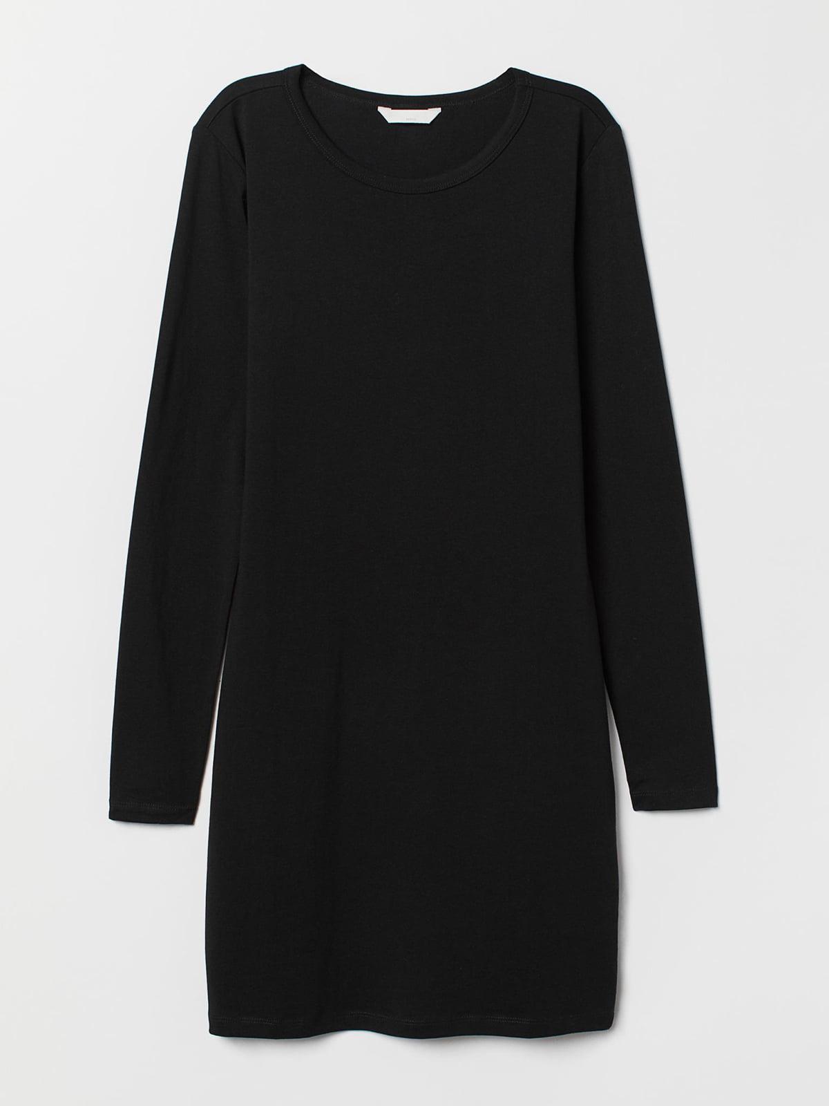 Платье черное | 5680550