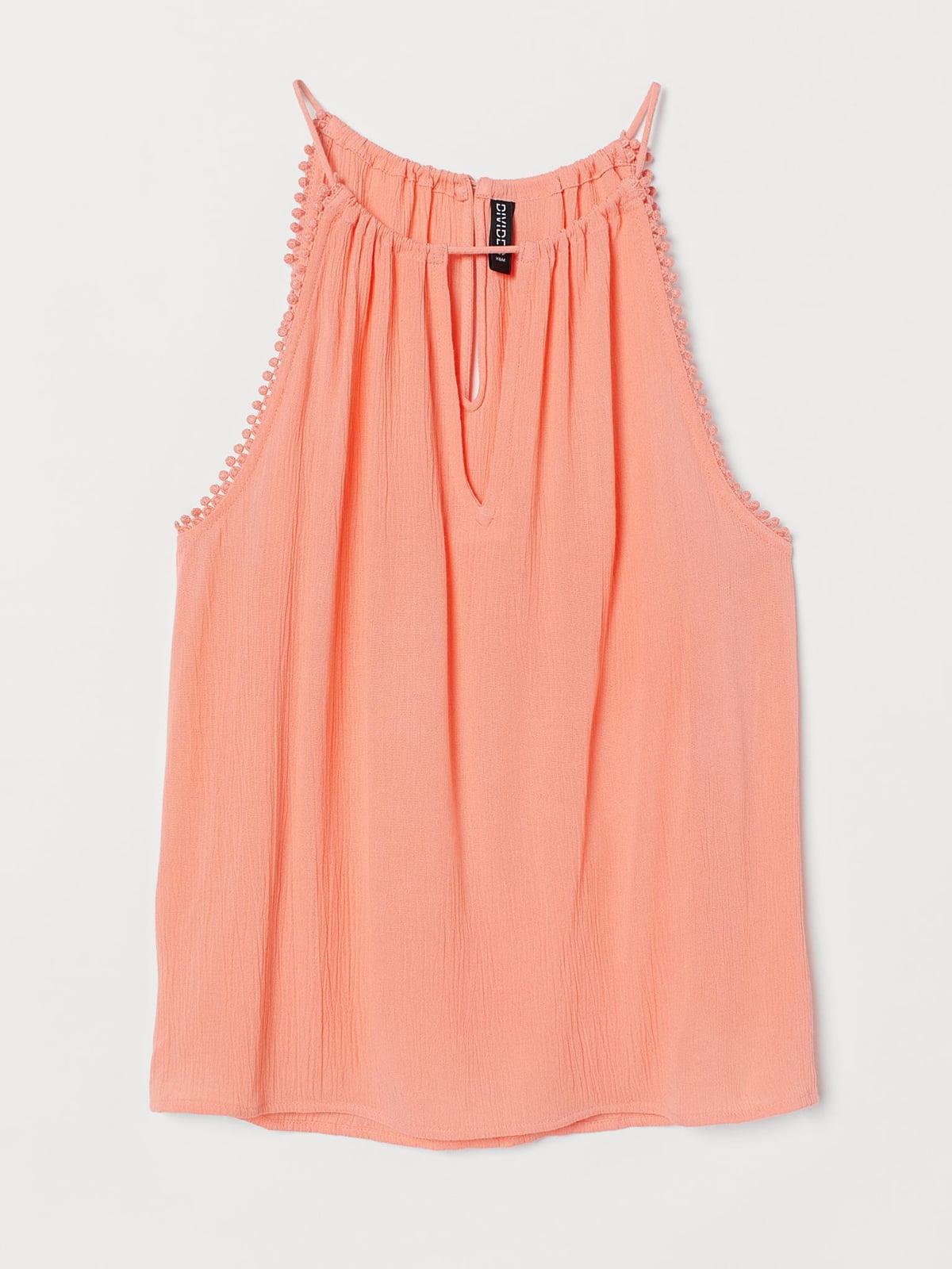 Майка персикового цвета   5680650