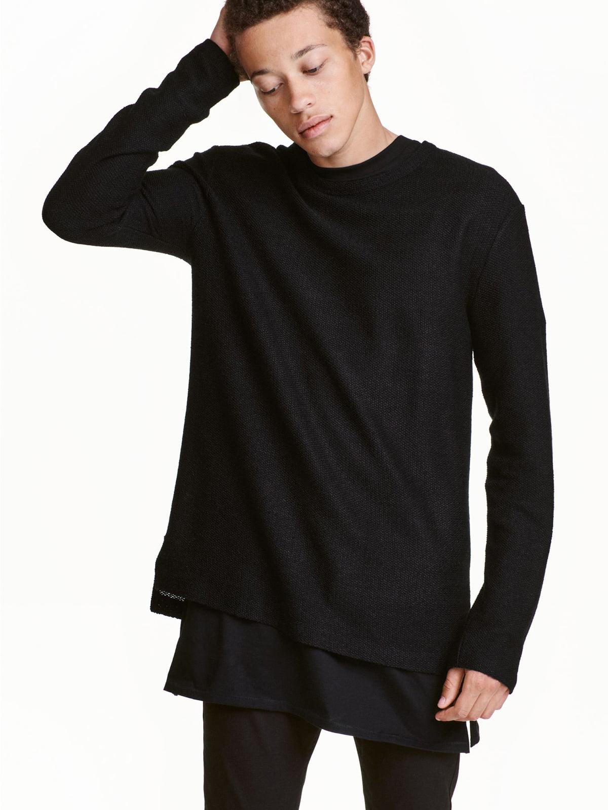 Джемпер черный | 5680664