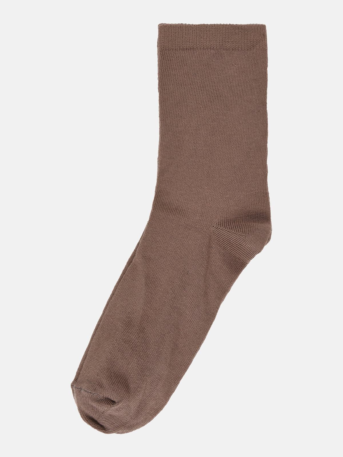 Носки коричневые | 5680713