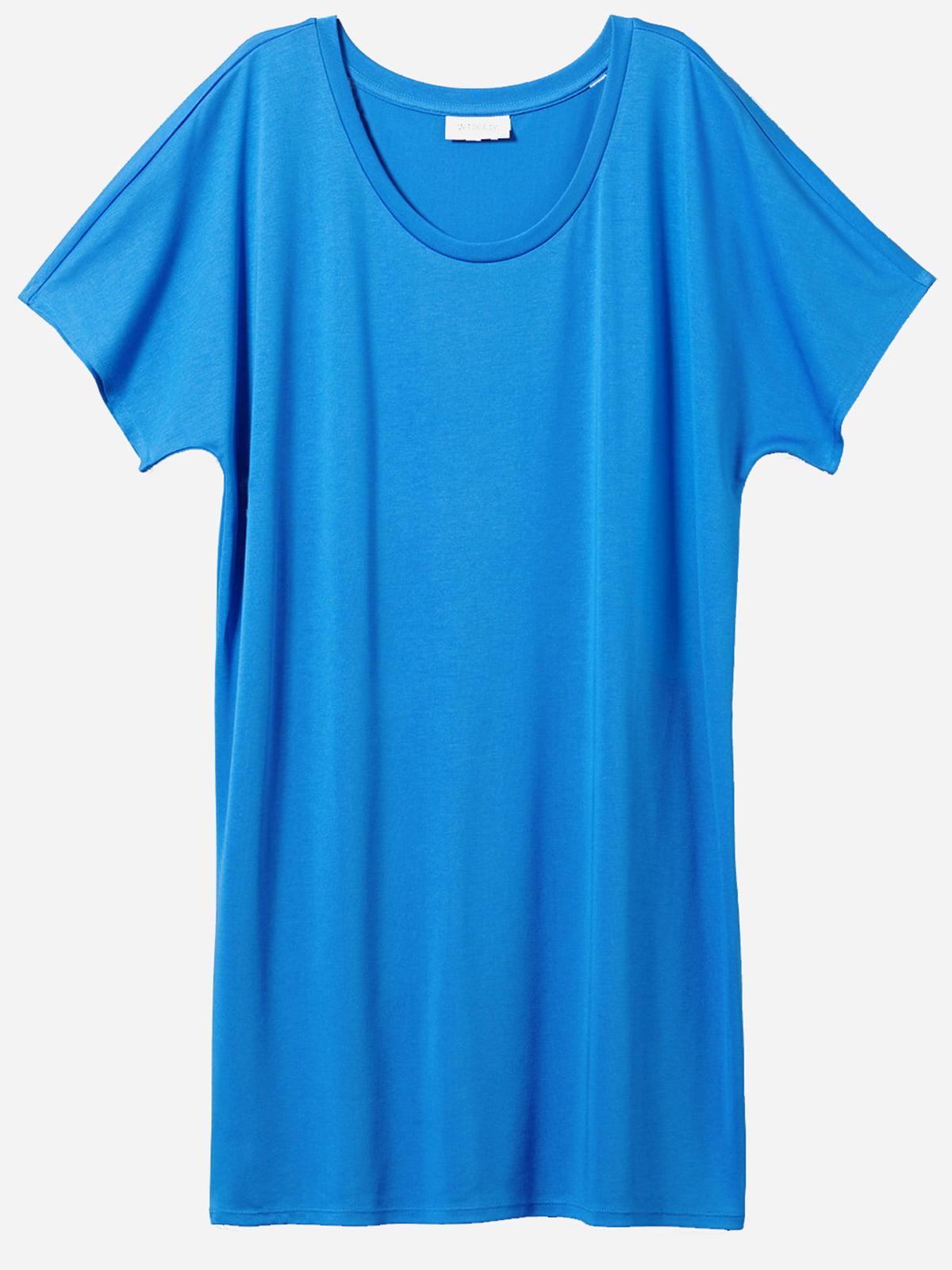 Платье синее   5680755