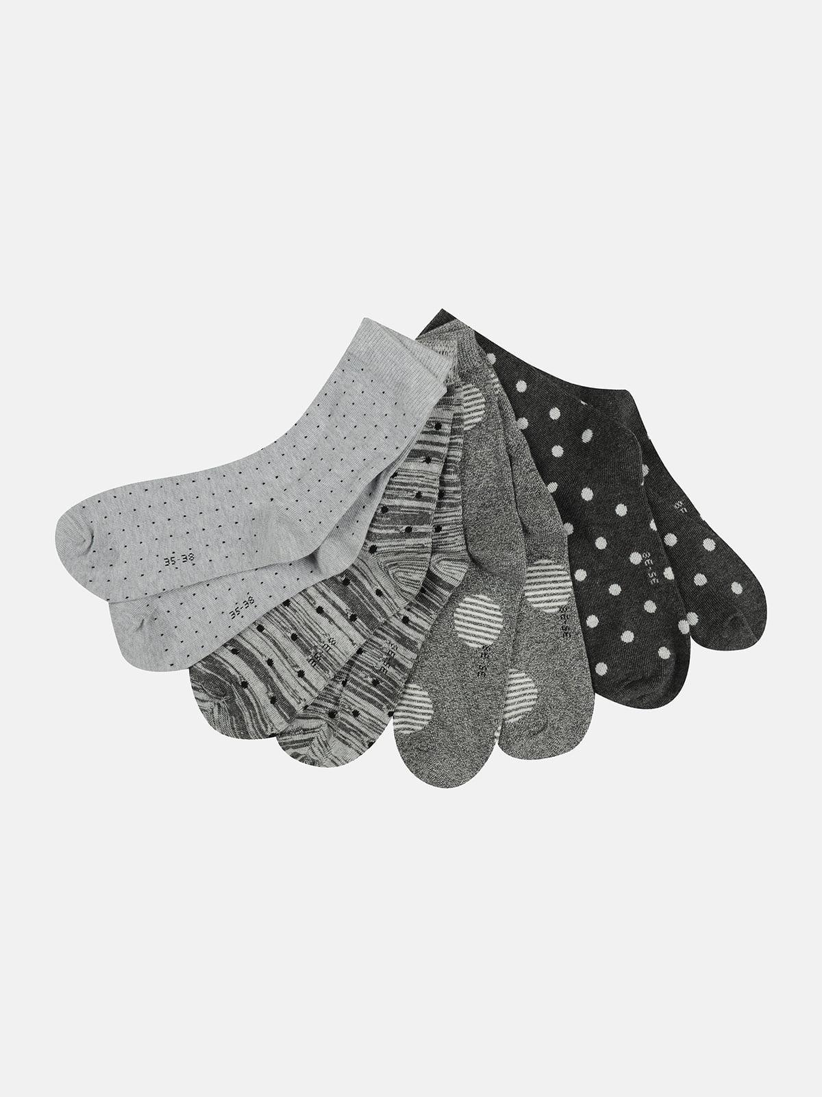 Набор носков (4 пары)   5680806