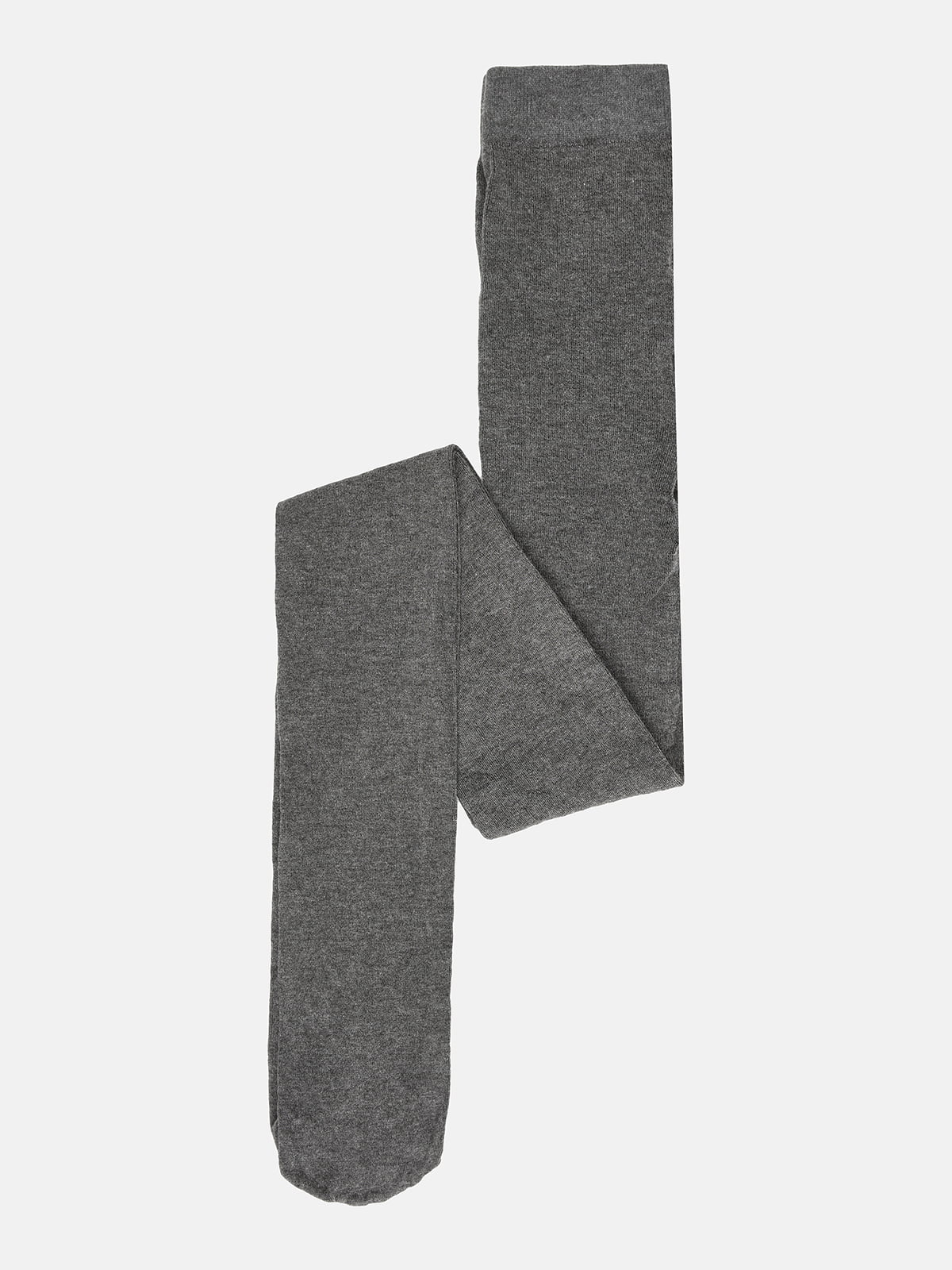 Колготки темно-серые | 5680854