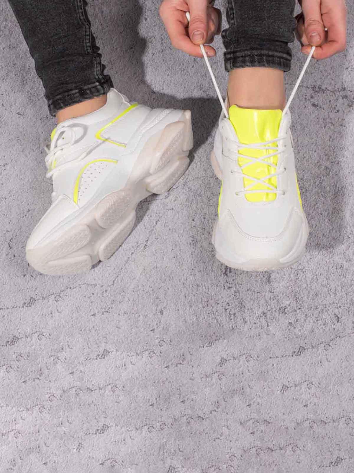 Кросівки білі | 5642614