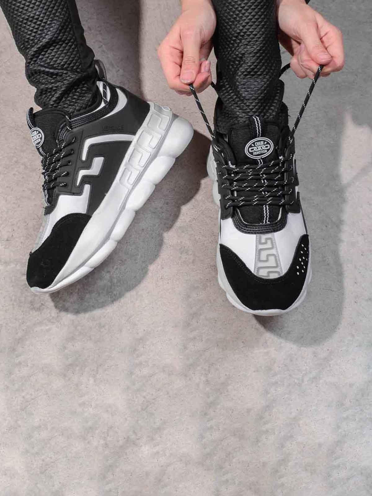 Кроссовки черные | 5642631