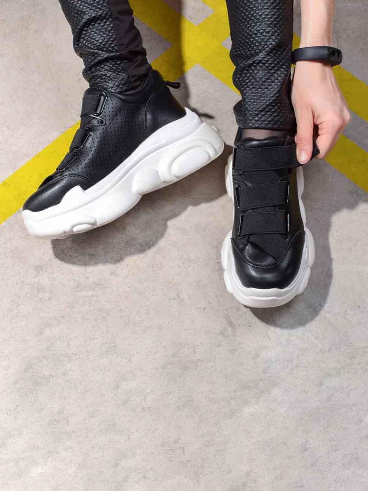 Кросівки чорні | 5642657