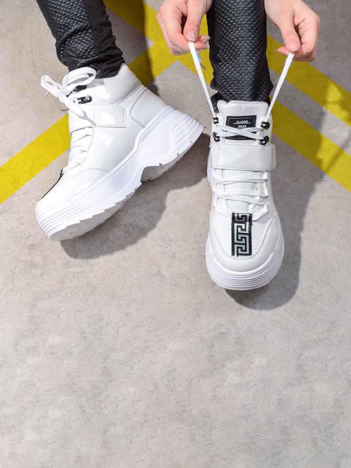 Кроссовки белые | 5642667