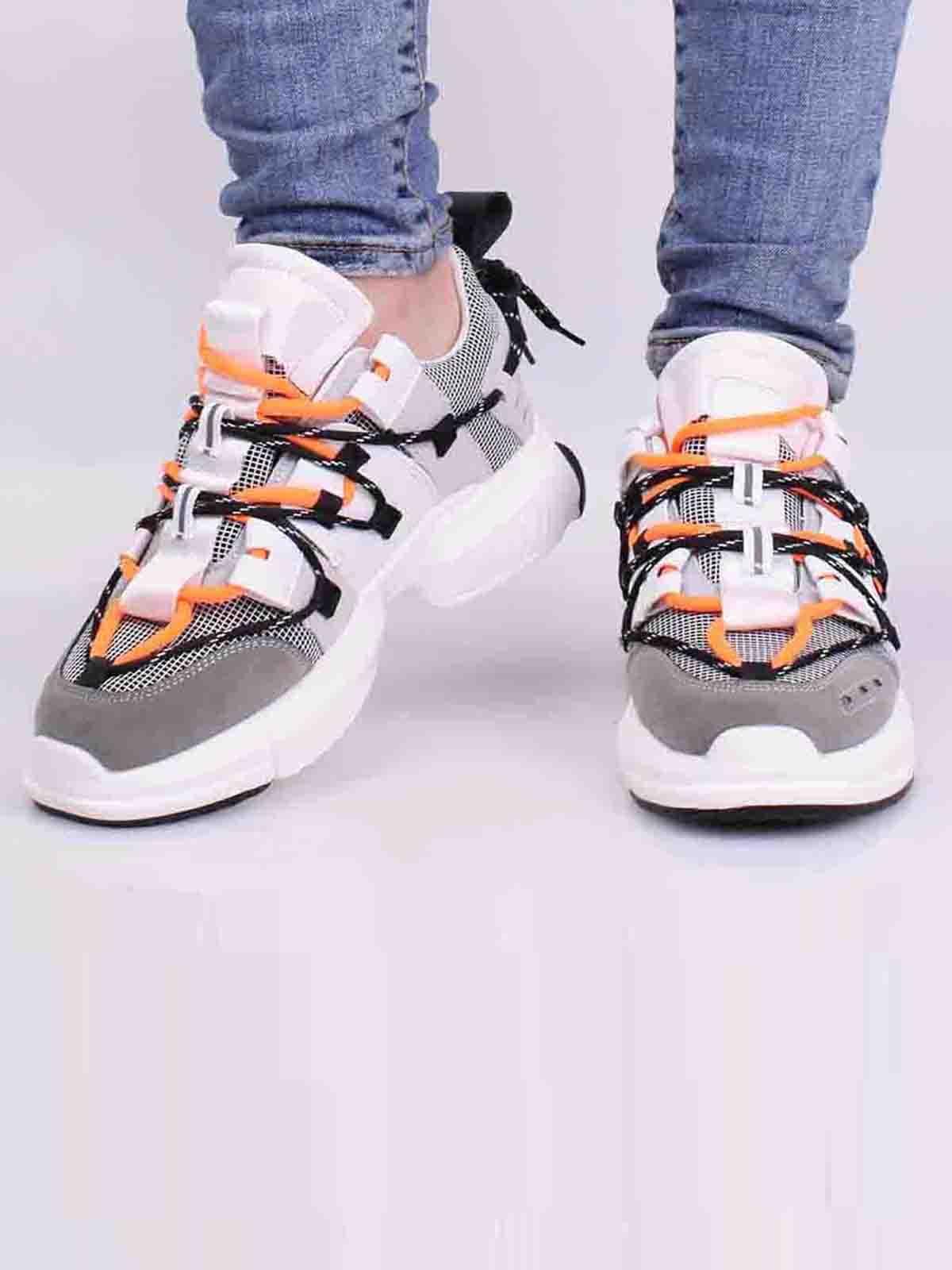 Кроссовки комбинированного цвета   5642700