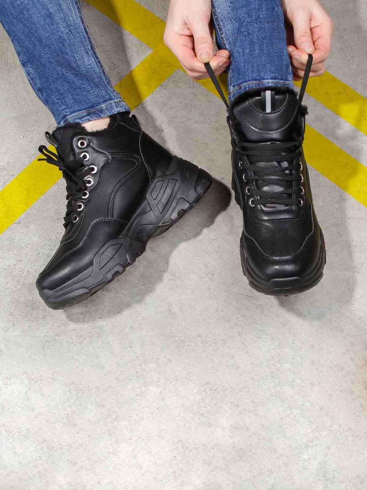 Кроссовки черные | 5642727