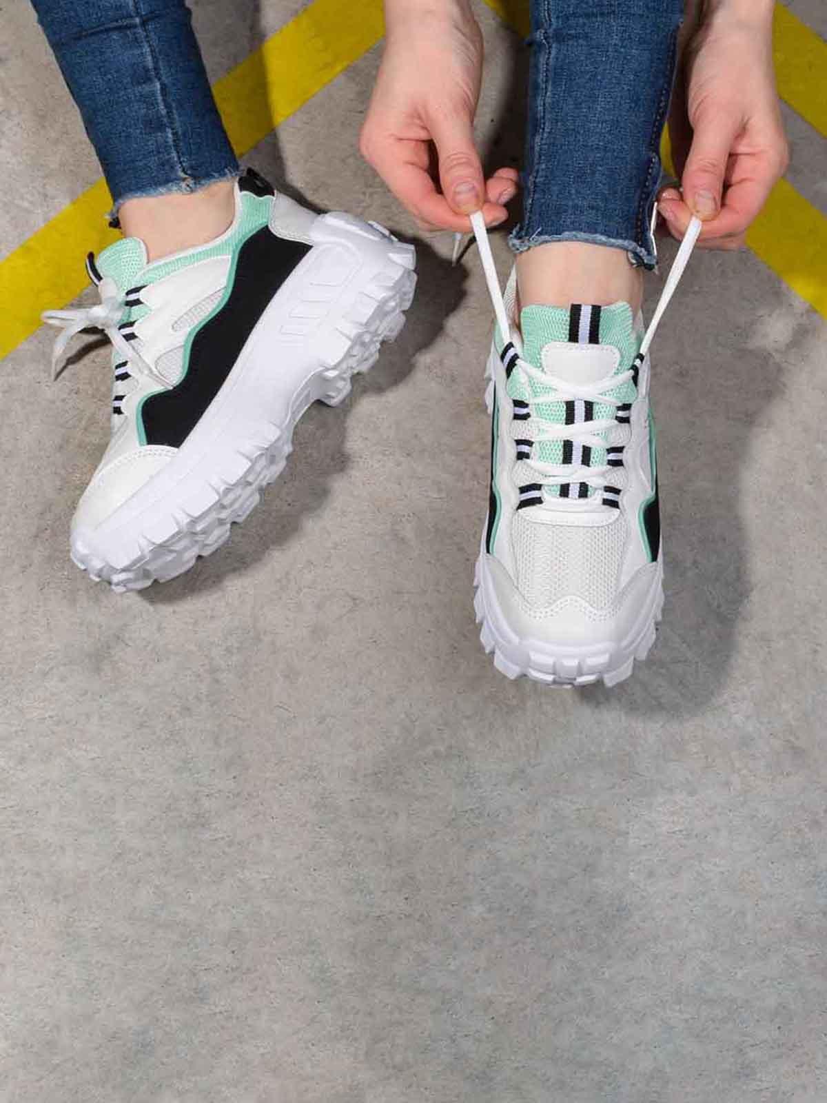 Кросівки білі | 5642757