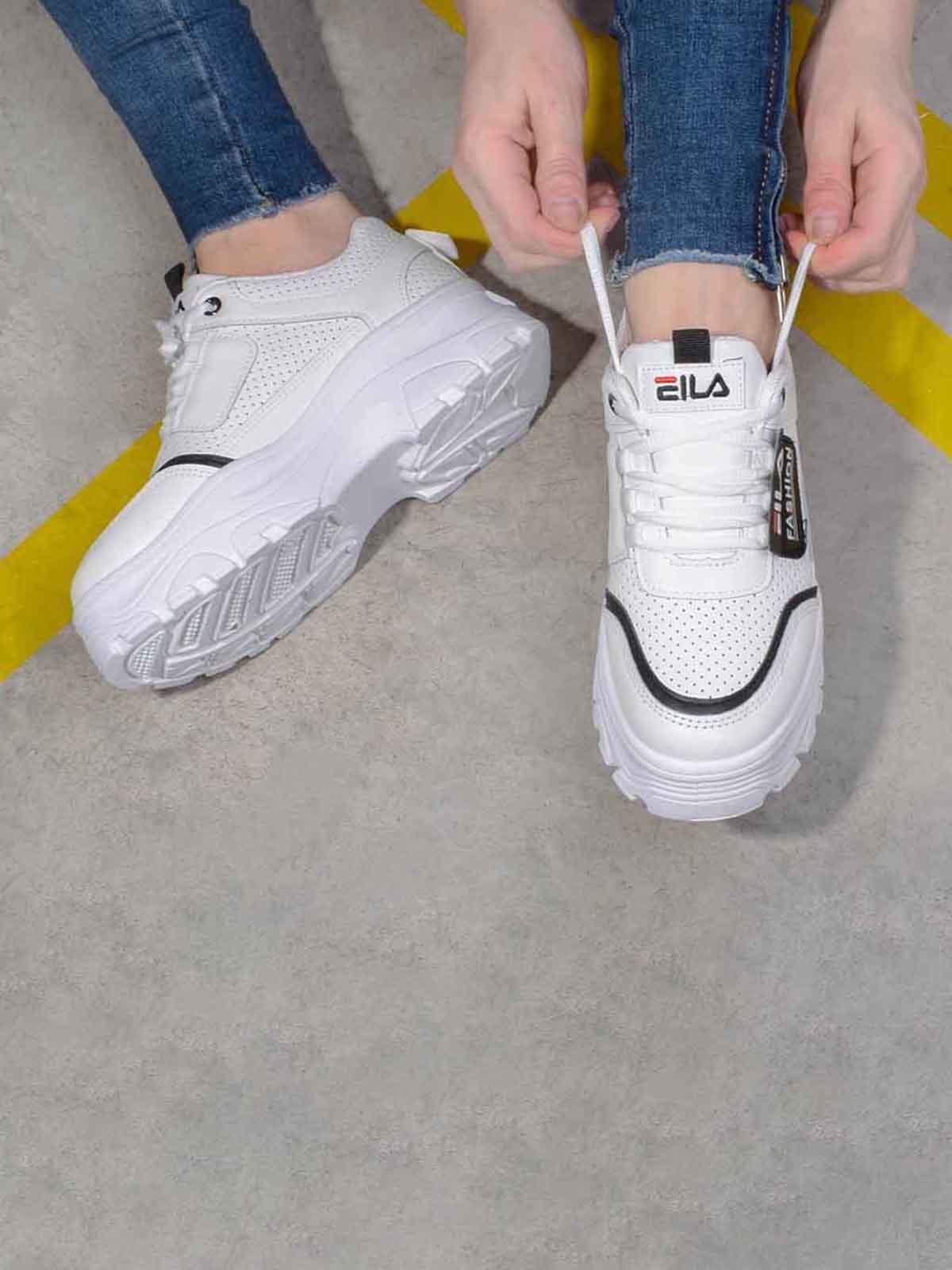 Кросівки білі | 5642772