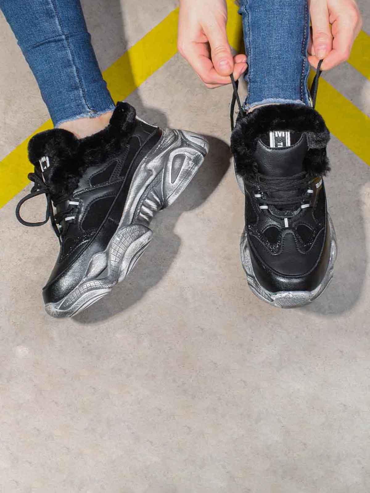 Кросівки чорні   5642788