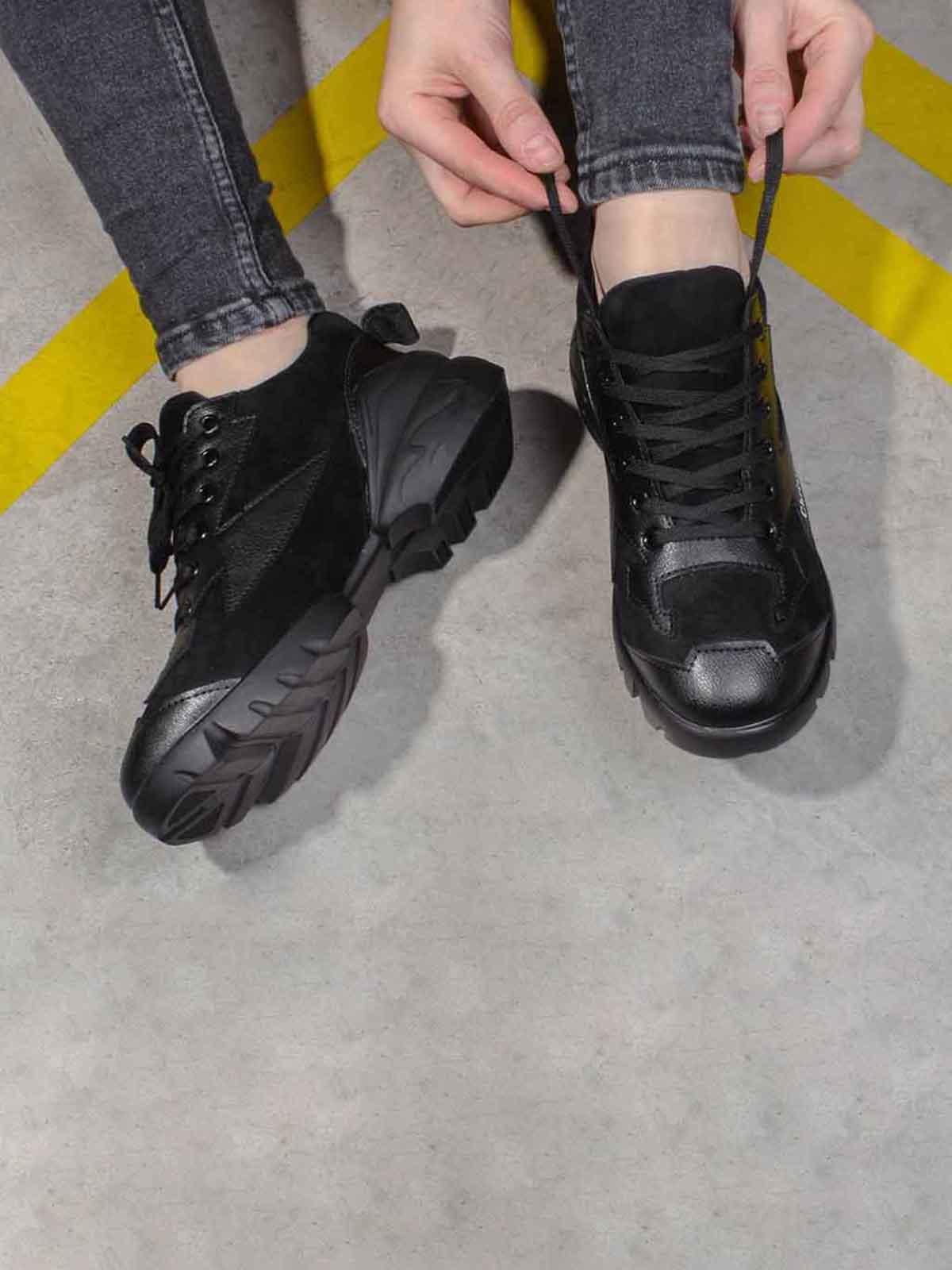 Кроссовки черные | 5642802