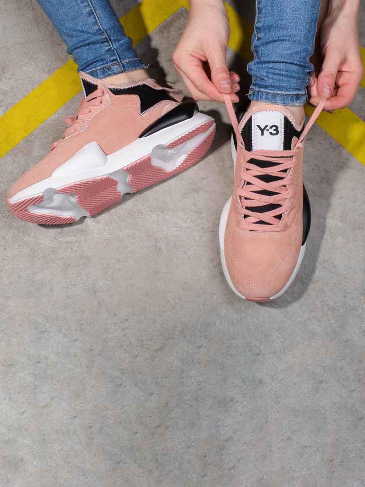 Кросівки рожевого кольору   5642838