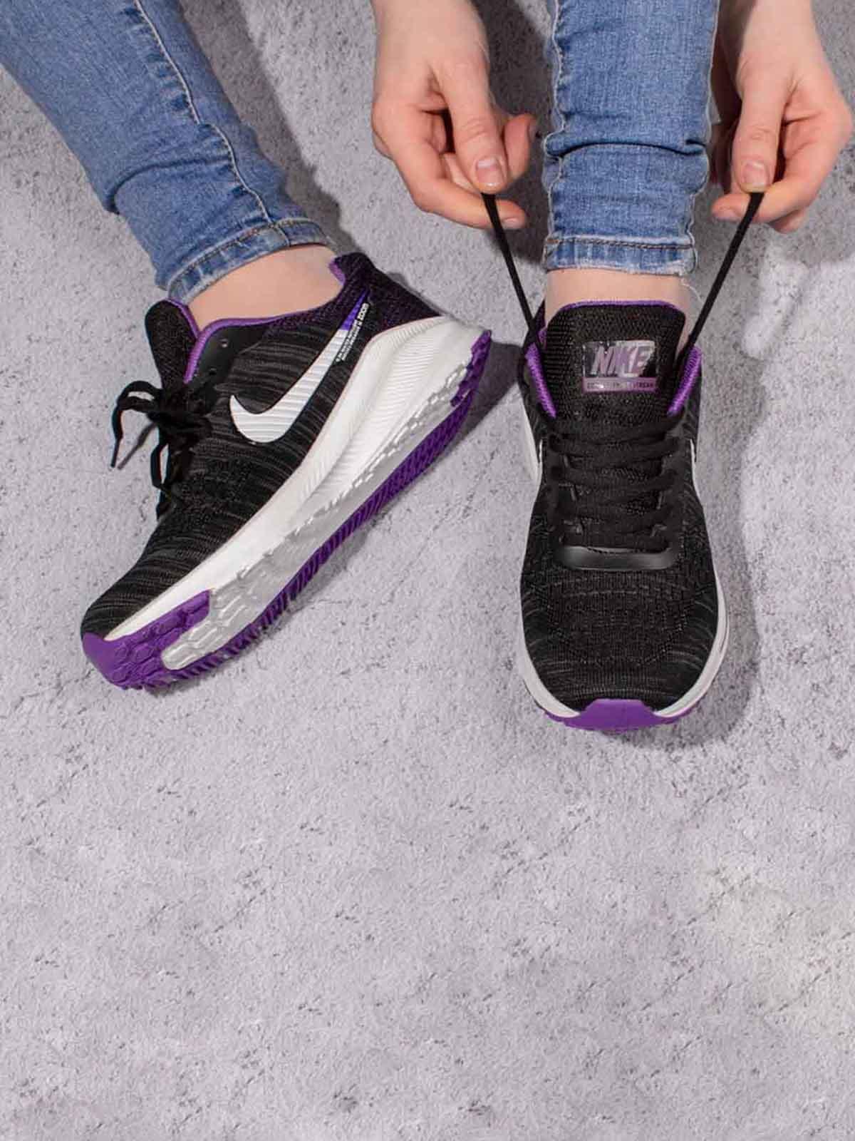 Кроссовки черные | 5642841