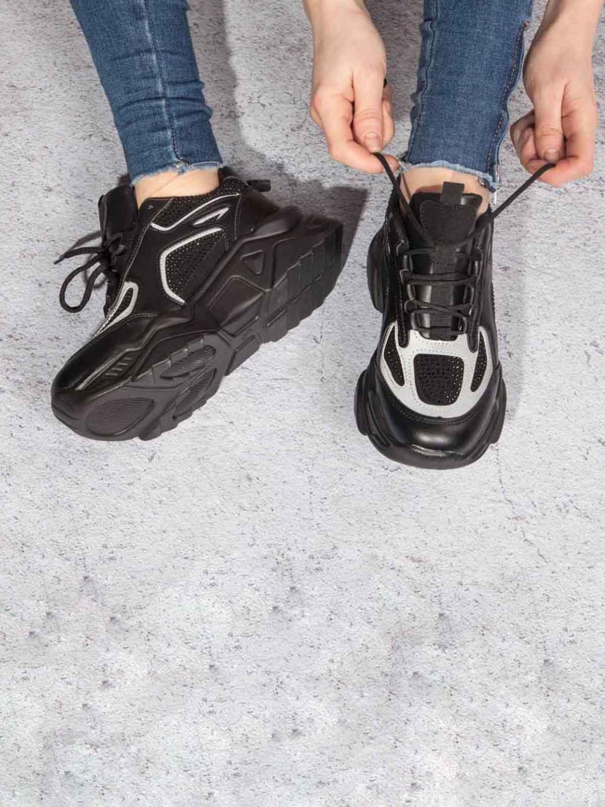 Кросівки чорні | 5642942