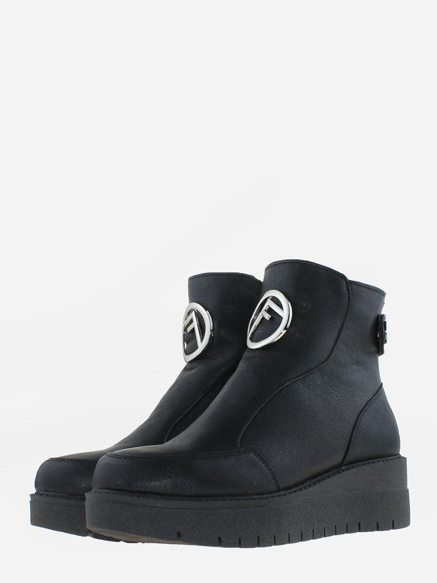 Черевики чорні | 5688111