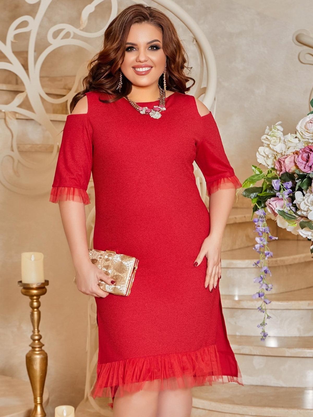 Сукня червона | 5691015