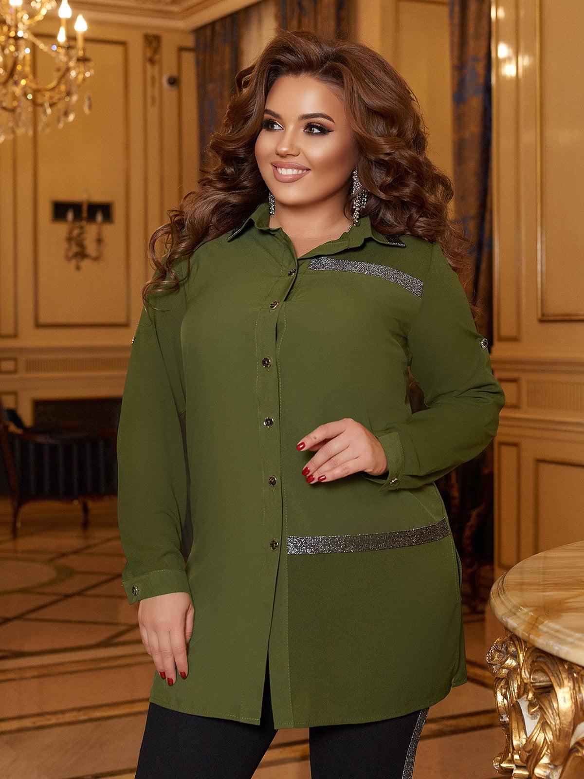 Костюм: блуза і штани   5691113