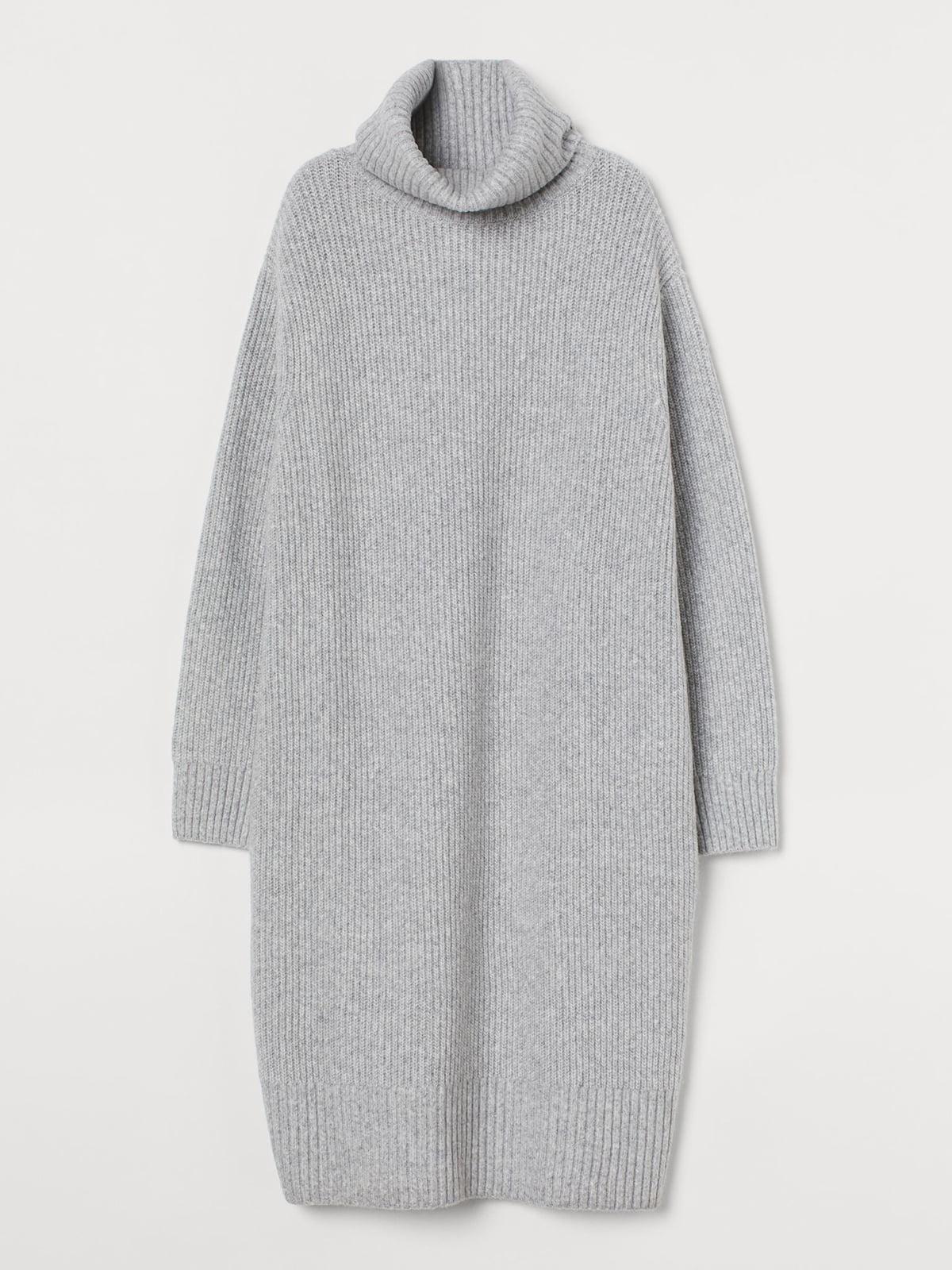 Платье серое | 5692627