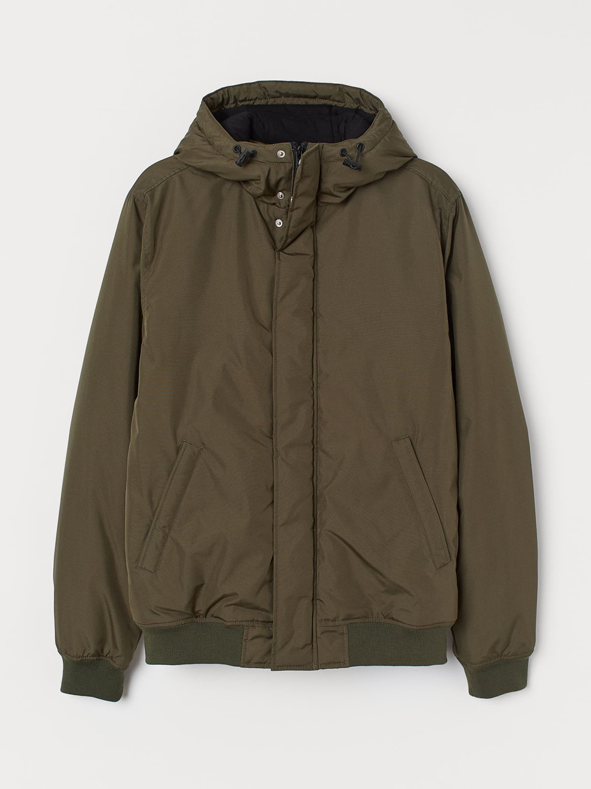 Куртка цвета хаки   5692657