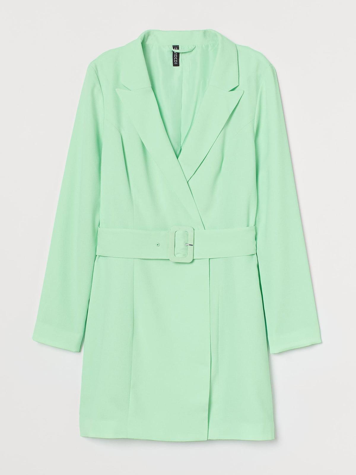 Платье мятного цвета | 5693712
