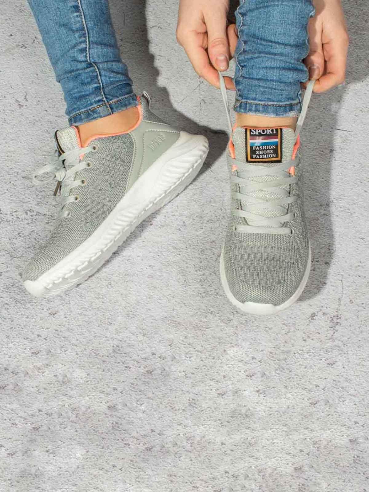 Кросівки сірі   5642971