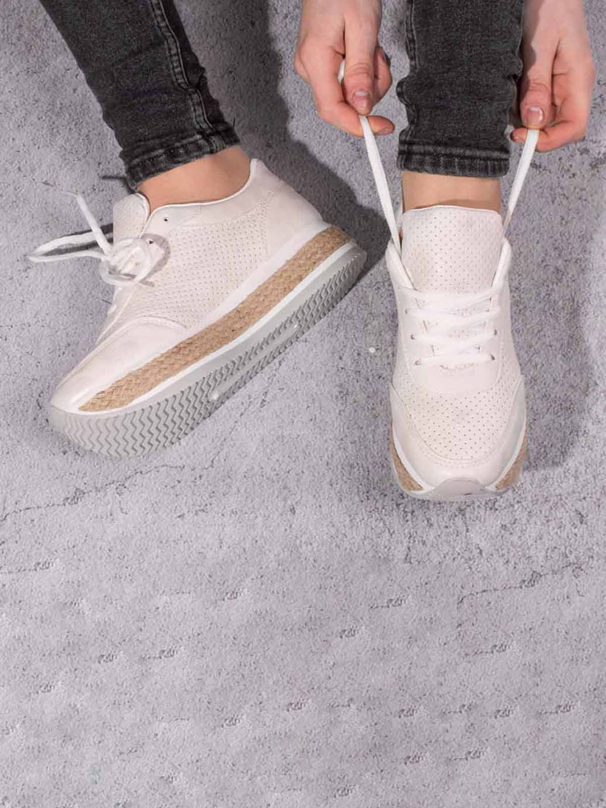 Кросівки бежеві | 5643001