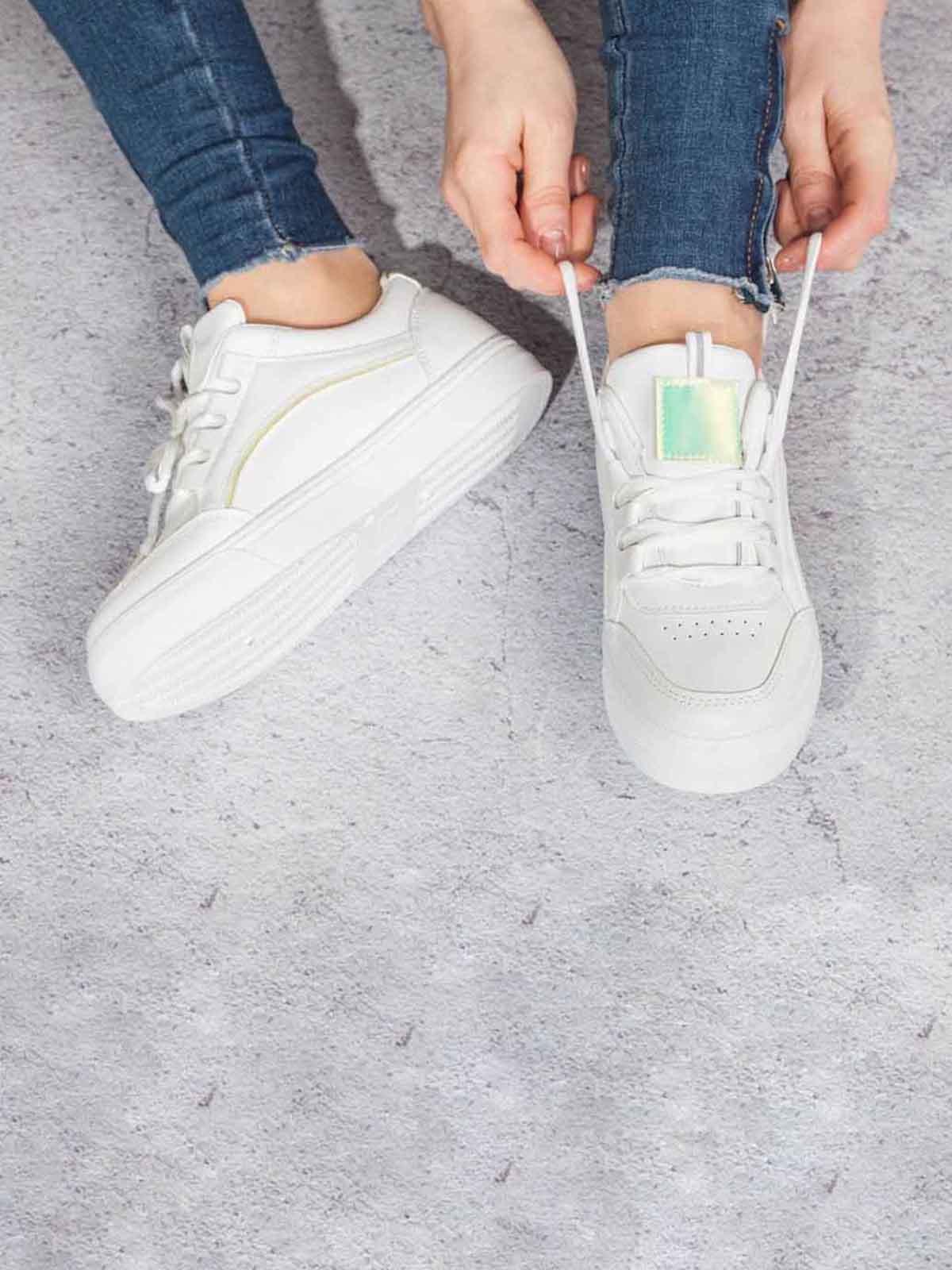 Кросівки білі   5643010