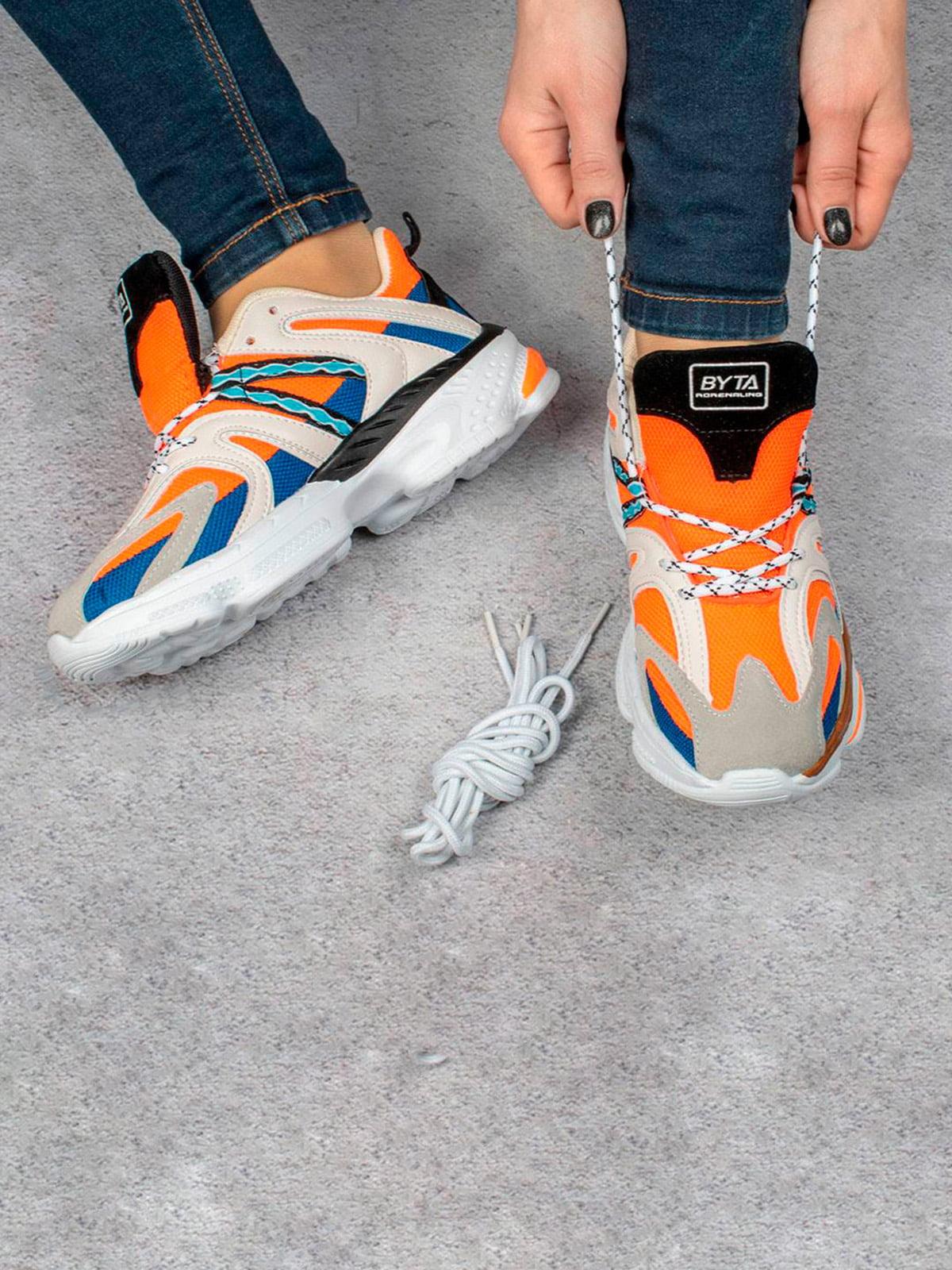 Кросівки різнокольорові   5643355