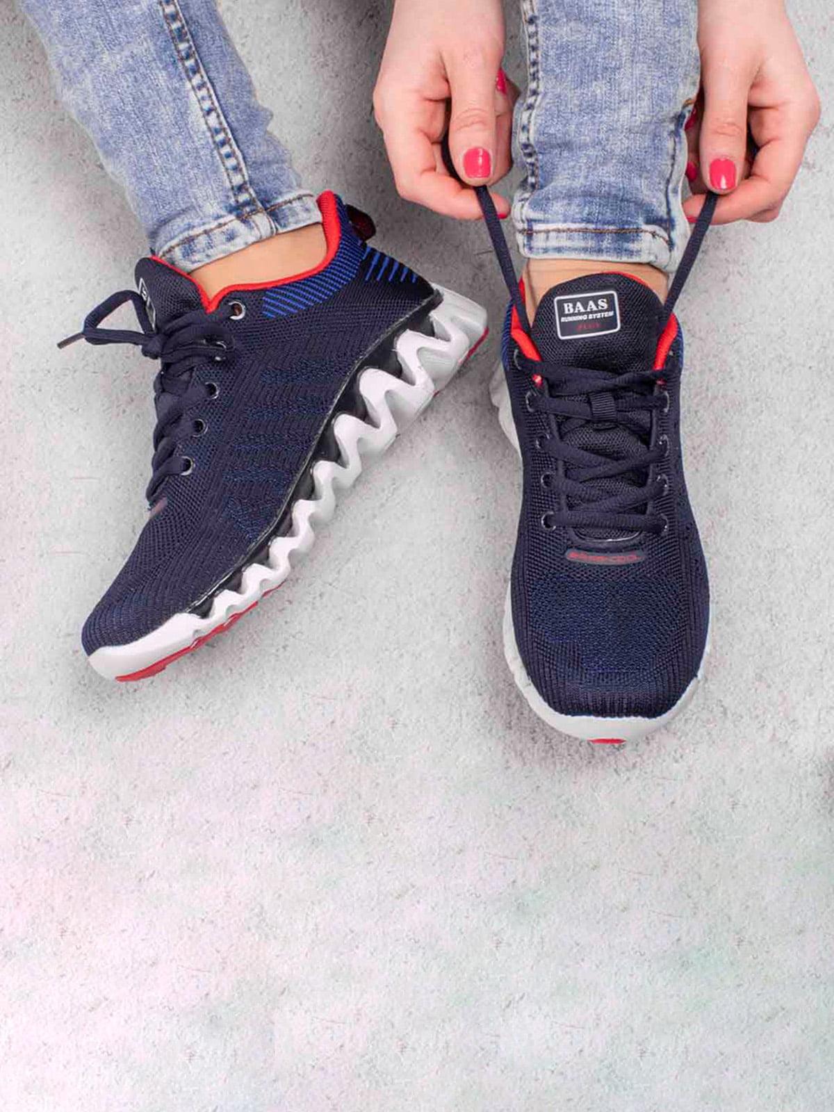 Кросівки сині | 5643465