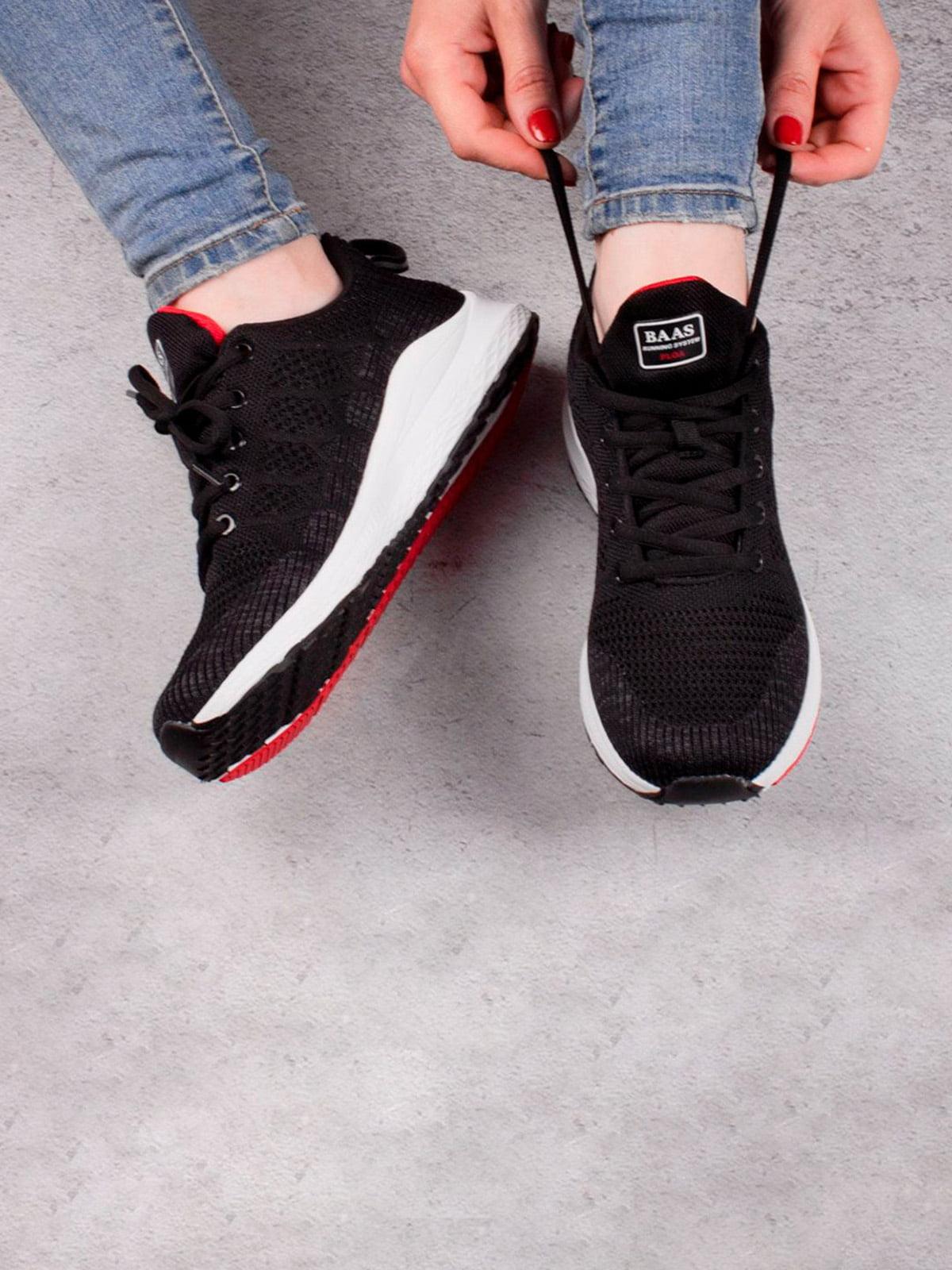 Кросівки чорні | 5643569