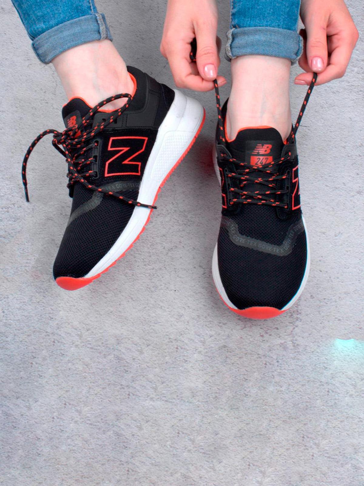 Кросівки чорні | 5643767